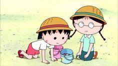 櫻桃 - 娛樂分享區 - 小丸子&小玉:能遇到你,人生真美好。