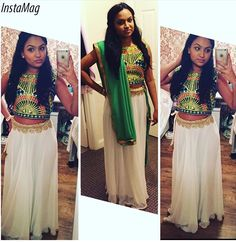 When your mixin' & matchin' outfits for #navartri and its on fleek . My mirror work crop top, paired with a white maxi skirt made with gold trimmings and a green dupatta.  For custom made outfits, please contact us at  miss.desi.couture@gmail.com.  #indiancouture #desicouture #indianwear #desifashion #indianfashion #fashionista #customindianwear #allthingsindian #newdesigners #lehenga #ootd #indianembroidery #couture #aw15 #igers #instagood #bollywood #autumn #anarkli #skirt #love #stunning Lehenga, Saree, Crop Top Dress, White Maxi Skirts, Couture Outfits, Indian Embroidery, Indian Couture, Mirror Work, Indian Wear
