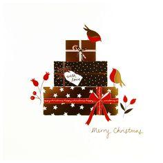 BuyWoodmansterne London Landscape Christmas Card Online at johnlewis.com