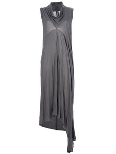 Draped neck maxi - wear layered over longer sleeves in cooler weather. Ideal styled with a slim belt - lifted slightly around the wait. Lovely worn with suede boots. You can have the lower seam tailored to a more regular finish if bias cut annoys you.