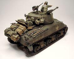 M4A1 (76mm) Sherman (Late)