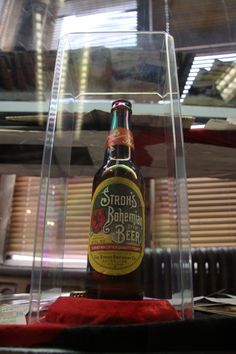 Want to see the beer the prisoners drank in The Shawshank Redemption?  Stop by the Bissman Building along The Shawshank Trail.