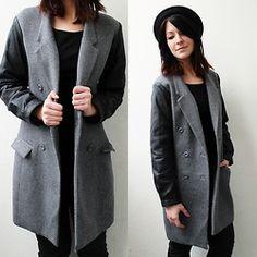 Lederjacke - Lederärmel an Tweed Jacke- Anleitung