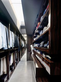 the largest room in my house will be my closet... someday