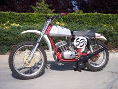 1975 Falta CZ 250 1975