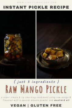 Mango Recipes, Drink Recipes, Summer Recipes, Dinner Recipes, Recipes Using Fruit, Learn To Cook, Mediterranean Recipes, Yummy Food, Delicious Recipes