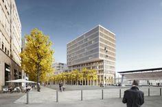 Armon Semadeni Architekten – Europaallee Baufeld B, Zürich