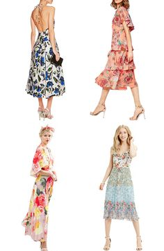 Cool Wedding Guest Dresses The Top Trends for Summer Weddings