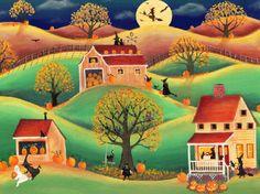 Halloween_Folk_Art