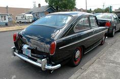 1966 Volkswagen Type 3 Fastback