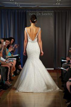 wedding dress spring 2013 bridal gowns Ines di Santo 28