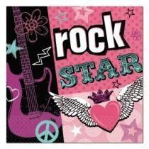 Rock Star, Servetter