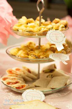 הבלבוסטה: מסיבת הרווקות של נטלי - האוכל