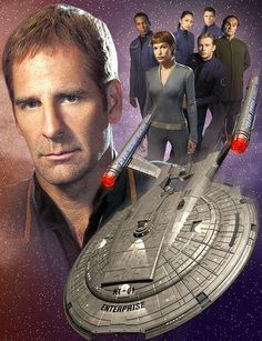 Star Trek Enterprise Series                           http://buyactionfiguresnow.com