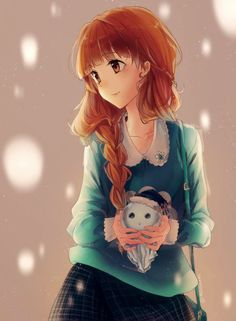 Rini Doodle - Manga & Anime Paintings by Roslee