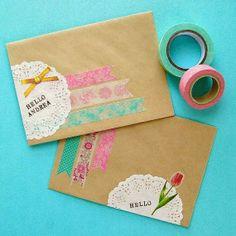 """En el """"Jueves de Inspiración""""  de hoy, bonitos y requetebonitos packagins!!  http://lomitadessins.blogspot.com.es/search/label/Jueves%20de%20Inspiraci%C3%B3n"""