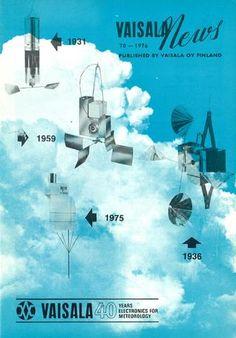 Vaisala News 70 1976 Author, News, Movie Posters, Film Poster, Popcorn Posters, Film Posters