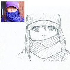 """robert de jesus"" - Foto Cartoon, Photo To Cartoon, Amazing Drawings, Cute Drawings, Amazing Art, Portrait Sketches, Portrait Art, Cartoon Sketches, Drawing Sketches"