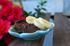 Lätt chokladbanankaka - Baka Sockerfritt