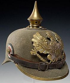 ww1 pickelhaube - Google Search