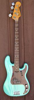 Ed Friedland's Fender/Warmoth `73 PBass.