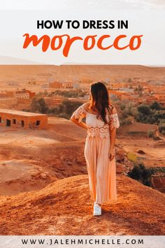 How to Dress in Morocco What to Wear in Morocco Outfit Ideas Outfit Inspiration - Home Decor -DIY - IKEA- Before After Visit Morocco, Morocco Travel, Africa Travel, Africa Destinations, Travel Destinations, Riad, Packing List For Travel, Packing Tips, Travel Light