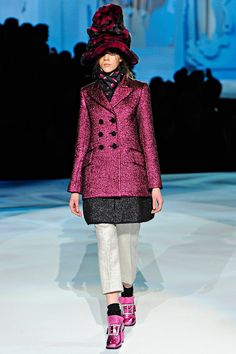 Marc Jacobs Fall 2012 – Vogue