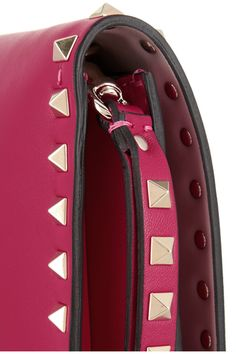 Valentino close up