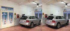Oscuramento vetri Agrigento su Porsche Cayenne tonalità media nei vetri posteriori e lunotto. Annunci