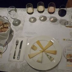 #cheese plate #wine
