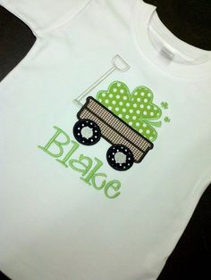 Shamrock Wagon Shirt