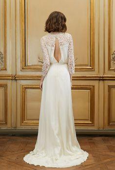 Robe de mariée longue Anguerran - Signature Collection - Robes de mariée - Delphine Manivet