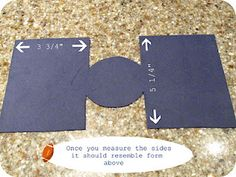 Make your own coozies - wish we had this last semester....