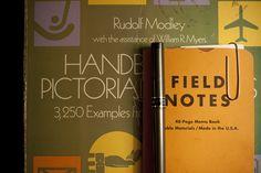 Field Notes, butcher orange