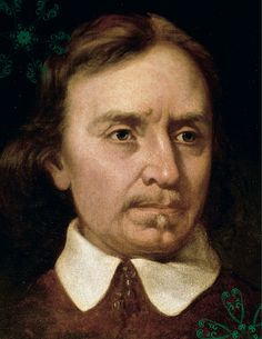 gross! its oliver cromwell!