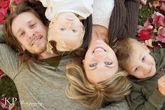 Family fall photos. Photography. Children. Photos. Outdoor photography. Baby. Family of four. Photography by Kayla Renee https://www.facebook.com/kayla.renee.148