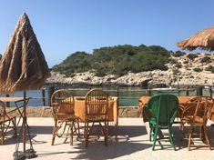 Ibiza - Los Enamorados - Portinatx - hotel - bar - terrace - boho Ibiza, Terrace, Dining Chairs, Bar, Decor, Stool, Balcony, Decoration, Patio