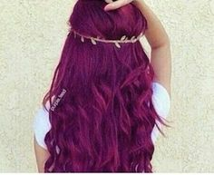 Ooo my hair colour right now actually ❤❤