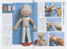 Bonecas de pano passo a passo - RANAS Y SAPOS - Picasa Web Albums https://picasaweb.google.com/114971446935652516727/BonecasDePanoPassoAPasso