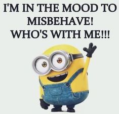 Super Funny Pictures Of Girls Hilarious Minions Quotes Ideas Funny Minion Memes, Minions Quotes, Funny Texts, Minion Humor, Funny Humor, Minion Sayings, Funny Cartoons, Funny Memes About Girls, Funny Quotes About Life