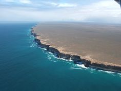 The End of the World: Nullarbor Cliffs, Australia