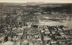 Oslo, Norway ant 1900