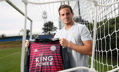 Leicester complete signing of goalkeeper Danny Ward for from Liverpool Liverpool Fc, Premier League, Real Madrid, Leicester City Fc, World Sports News, The Skinny Confidential, Sports Today, Chelsea, Fo Porter