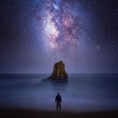 423 отметок «Нравится», 10 комментариев — Taner Göçer (@astro_taner) в Instagram: «Amazing Milky way... ~ ~ by Michael Shainblum»