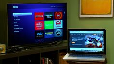 Learn how to wirelessly browse and stream your home computer's media collection to your Roku, for free.