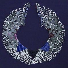 Kaia Joyas: JOYERÍA MAPUCHE Hanukkah, Beading, Beadwork, Wreaths, Collar, Mexico, Jewelry, Google, Fashion