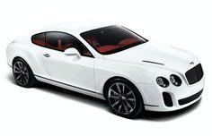 21. Bentley Continental Supersports