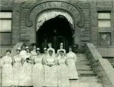 Hotel Dieu El Paso, TX School of Nursing students | The Way It ...
