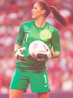 Hope Solo #Hope #Solo love her and not just because we share the same name