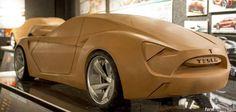 Tesla clay